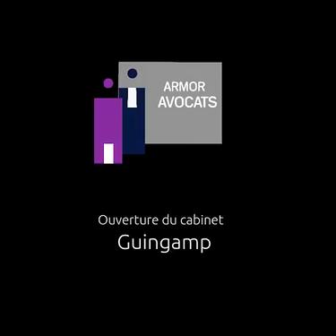 Armor Avocats : nouveau cabinet à Guingamp
